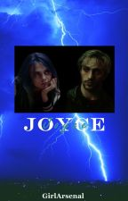 Joyce by GirlArsenal