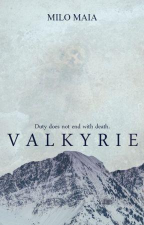 Valkyrie by MiloMaia