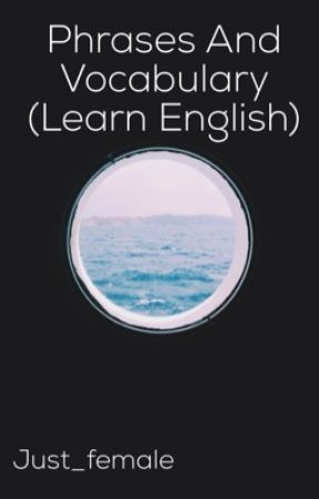 Phrases and vocabulary(Learn English) by Dareen0D