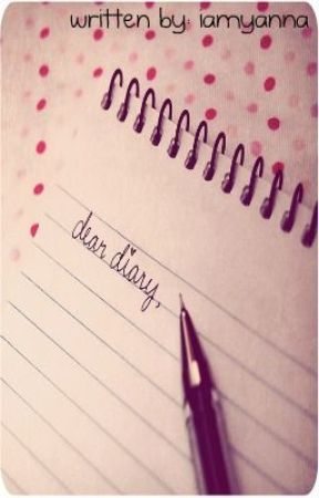 Dear Diary... [short story (fanfic)] - COMPLETE by iamyanna
