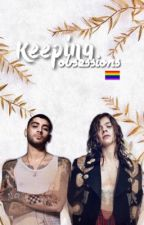 Keeping obsessions [ ZARRY ] - Arabia version.  by -MoonlightH-