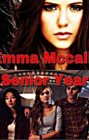 Emma Mccall-Senior Year by ElisaMonaco95