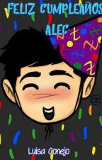 Feliz cumpleaños Alec by LuisaConejo