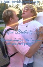 Define Brotherly Love || Jake X Logan Paul (Complete) by rainbowdjh