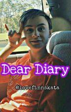 Dear diary (Jaeden Lieberher)💘 by mendeswolfhard011