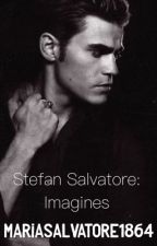 Stefan Salvatore Imagines by maria_x1864