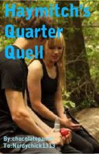 Haymitch's Quarter Quell by chocolatepanda5