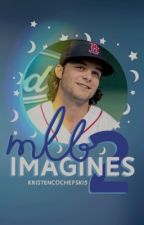 MLB Imagines (PT 2) REQUESTING OPEN by bennybiceps16