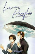 Le Parapluie - (Cherik AU) by MidnightInParis27