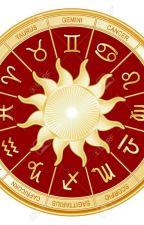 DELAS ESTRELLAS ((zodiacos y creppypastas)) by Darkkinigth