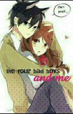 The Four Bad Boys And Me by Aiyamada0730