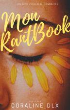 RantBook by 24Coraline