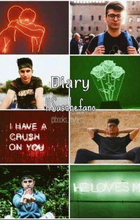 Diary ||Saschefano by youtube_myhero