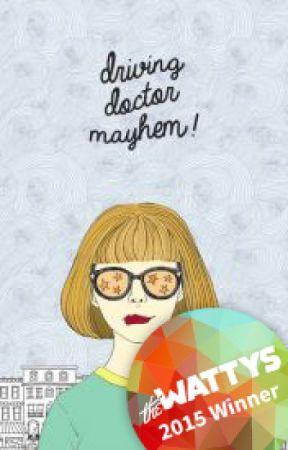 Driving Doctor Mayhem by doctorhorrible