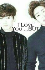 I Love You...BUT (ONKEY) by onkeybee3114
