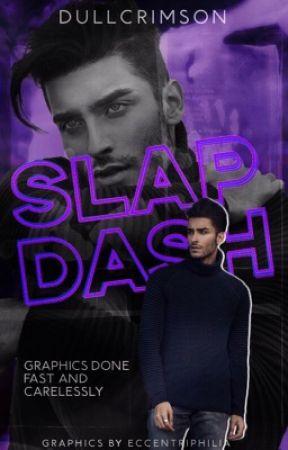 Slap Dash | Graphic Portfolio by dullcrimson