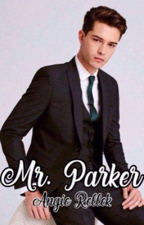 Mr. Parker  by karahkaban