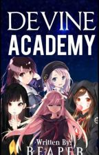 Divine academy(On Going) by --reaper--WP