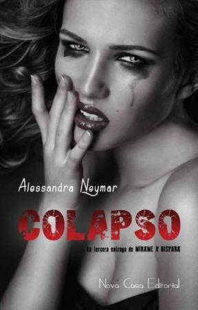 Colapso. 3 by roxmartinezm