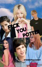 F*ck you, Potter by DorotkaLuanov