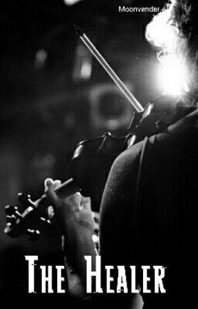 The Violinist, Aaron by Moonvender
