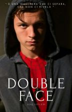 Double Face - Spiderman/Peter Parker  by anevryxm