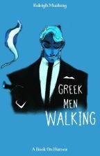 Greek Men Walking by ra_lei