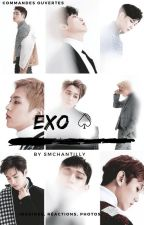 EXO réactions , imagines , ... by smchantilly