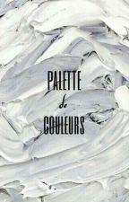palette de couleurs by paxwild