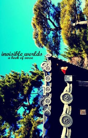 Invisible worlds: A Book of Verse by scarecrowslady