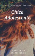 Chica Adolescente by 78286083kris