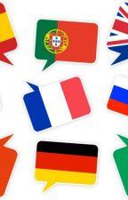 Curiosidades sobre los idiomas by BonkCenna
