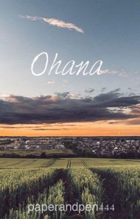 Ohana by paperandpen444