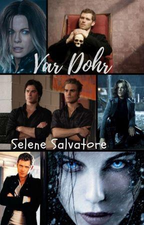 Var Dohr (Selene Salvatore/Klaus Mikaelson) by insaneredhead
