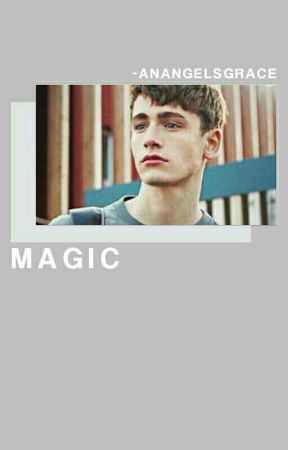 magic ― WOLFSTAR. by -AnAngelsGrace