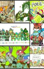 One Shots Yaoi | TMNT  by RedskateRaptor