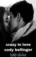 crazy in love// cody bellinger by babykike