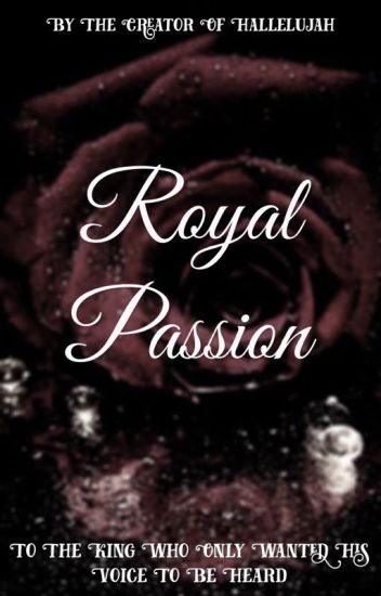 Royal Passion  Thranduil x Reader - RoseMiller1 - Wattpad