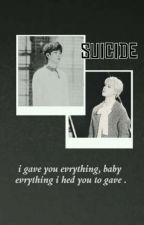 Suicide~. //YOONMIN by BTSj90