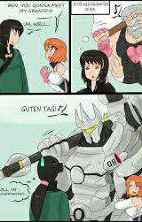 the shield of remnant (Volume 1) (RWBY x Overwatch