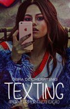 Texting • Jelena by cherrysmg