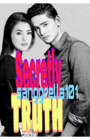 SecretLy Truth by sanggrella101