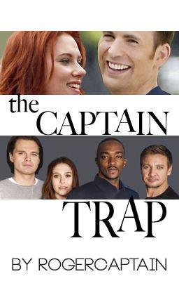 The Captain Trap (Steve Rogers x Natasha Romanoff
