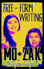 Free-Form Writing [Zak+Mo] by agentmg17