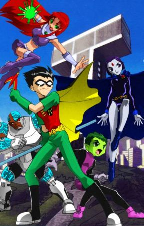 Tori's Teen titans role-play #8 by DarkRaven1106