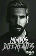 Mundos Diferentes » Lionel Messi by IamTammy_