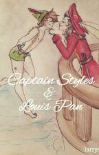 Captain Styles & Louis Pan by Iarrysoulmates