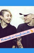 Friends or boyfriends ✨ Chardre  by 44ARG44