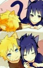3 wives and a husband? (sasunaru) by misania_chan
