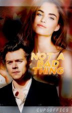 not a bad thing || h.s. au by cupsoffics